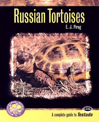 Russian Tortoises : A Complete Guide to Testudo, Pirog, Edward