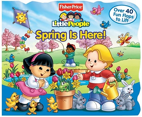 Image for Spring is Here! (Little People)