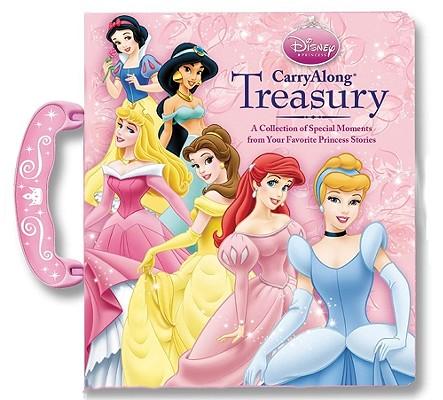 Disney Princess Carry Along Tr