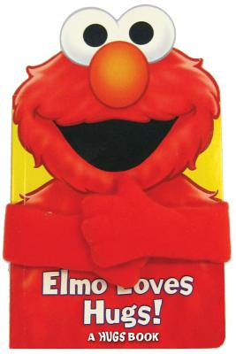 Sesame St Elmo Loves Hugs!