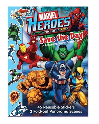 Marvel Heroes Save The Day A P