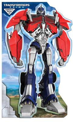 Transformers Prime Optimus Prime Stand Up Mover: Stand-up Mover, Hasbro Transformers, Michael Teitelbaum