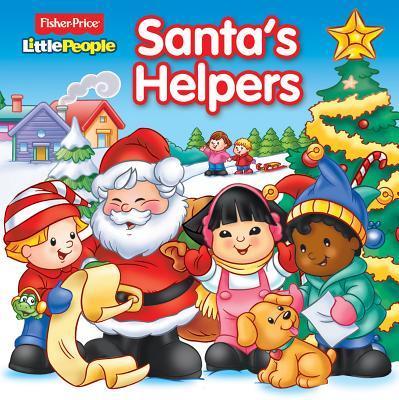 Little People Santa's Helper