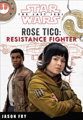 Image for Star Wars The Last Jedi: Rose Tico: Resistance Fighter (Replica Journal)