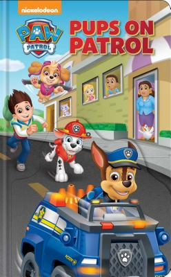 Image for PAW PATROL: PUPS ON PATROL