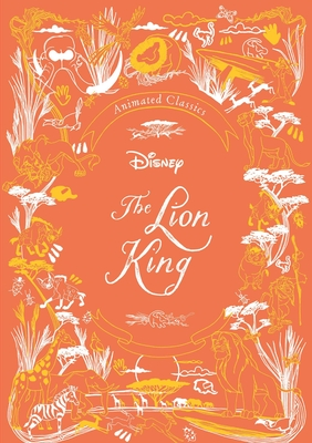 Image for DISNEY ANIMATED CLASSICS: THE LION KING