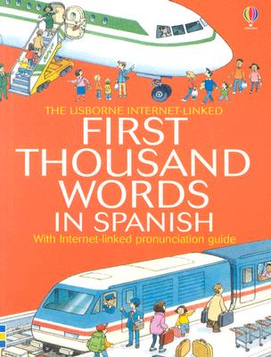 Mini First Thousand Words Spanish Internet Linked, HEATHER AMERY