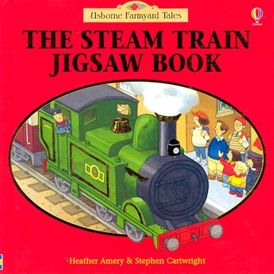 Image for The Steam Train Jigsaw Book