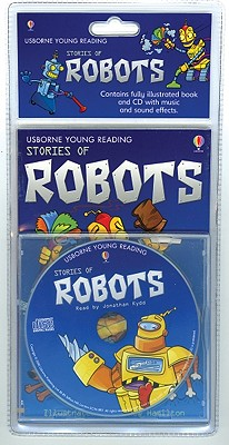 Image for Stories Of Robots (Young Reading CD Packs)