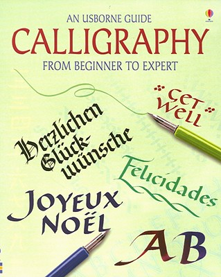Image for An Usborne Guide Calligraphy from Beginner to Expert