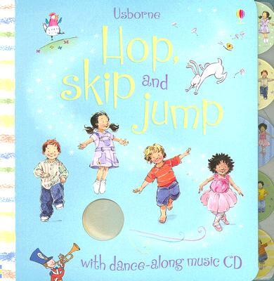 Hop, Skip and Jump (Usborne Baby Board Books)