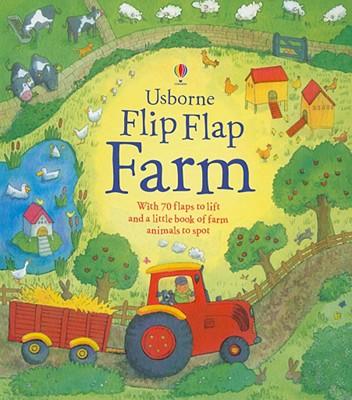 Flip Flap Farm (Usborne Flip Flap Board Books), Daynes, Katie