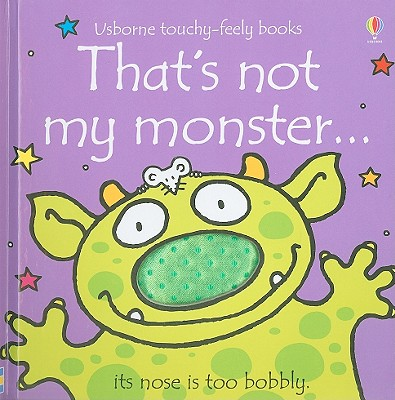 Image for That's Not My Monster (Touchy-Feely Board Books)
