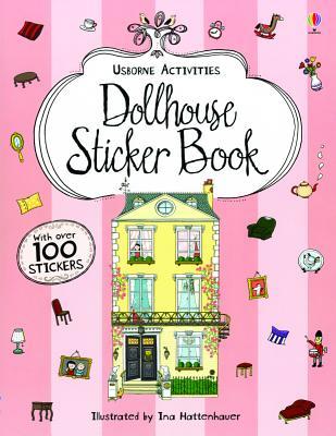 Dollhouse Sticker Book (Usborne Activities)