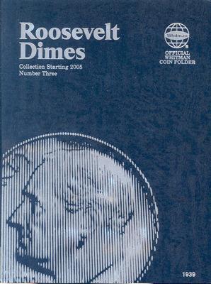 Image for Roosevelt Dimes Folder Starting 2005 (Official Whitman Coin Folder)