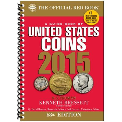 Image for A Guide Book of United States Coins 2015: The Official Red Book Spiral
