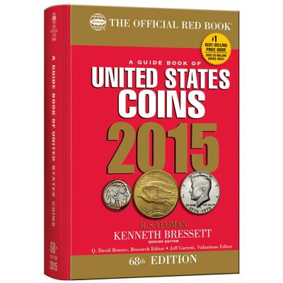 Image for A Guide Book of United States Coins 2015: The Official Red Book