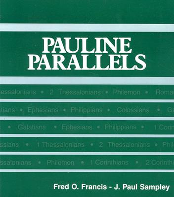 Image for Pauline Parallels (Foundations & Facets: New Testament Series)