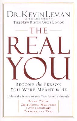 Image for The Real You: Become the Person You Were Meant to Be