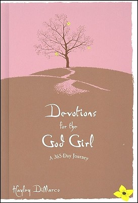 Image for Devotions for the God Girl: A 365-Day Journey