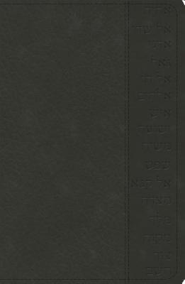 Image for KJV Names of God Bible Hebrew Name Design Duravella (Black)