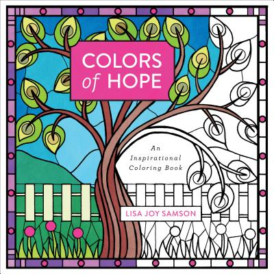Image for Colors of Hope: An Inspirational Coloring Book