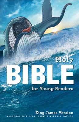 Image for KJV Bible for Young Readers, hardcover