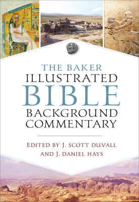 Image for The Baker Illustrated Bible Background Commentary