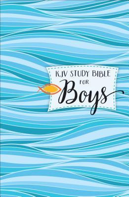 Image for KJV Study Bible for Boys Hardcover