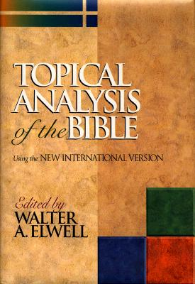 Image for Topical Analysis of the Bible