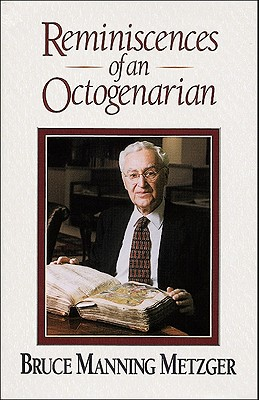 Image for Reminiscences of an Octogenarian