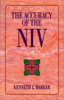 Image for The Accuracy of the NIV (First Edition)