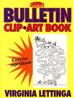 Image for Children's Bulletin Clip-Art Book