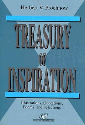 Image for Treasury of Inspiration: Illustrations, Quotations, Poems and Selections