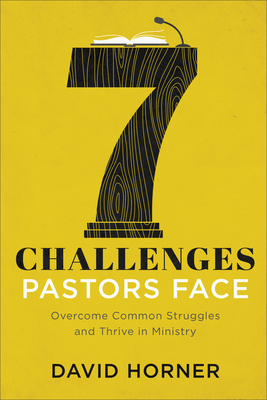 Image for 7 Challenges Pastors Face