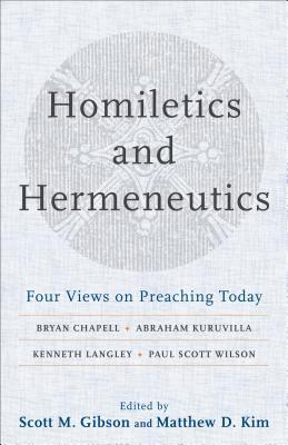 Image for Homiletics and Hermeneutics