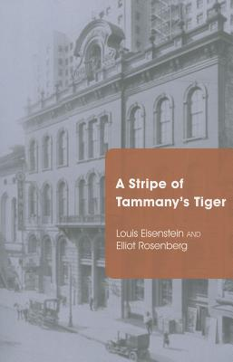 Image for A Stripe of Tammany's Tiger