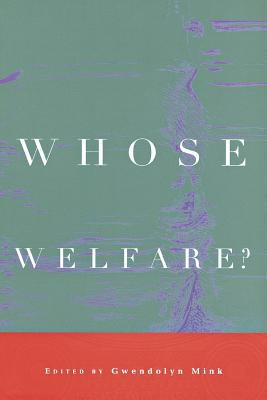 Image for Whose Welfare?