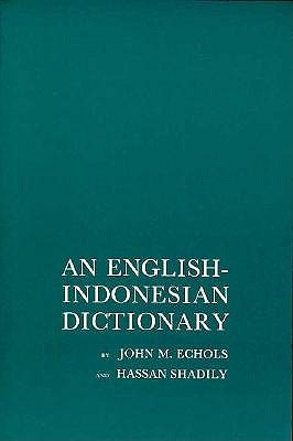 Image for An English-Indonesian Dictionary