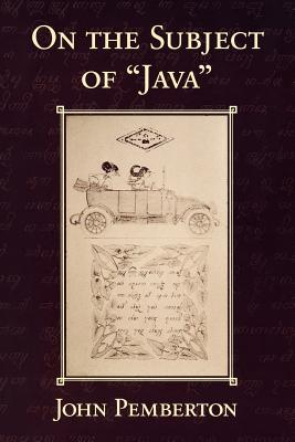"""Image for On the Subject of """"Java"""""""