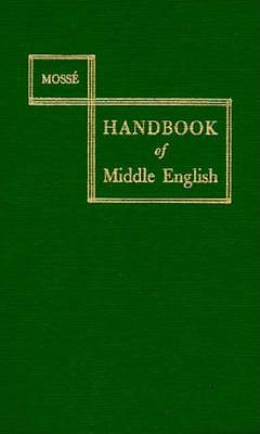 Image for A Handbook of Middle English