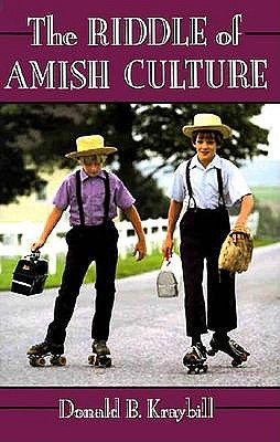 Image for Riddle Of Amish Culture, The