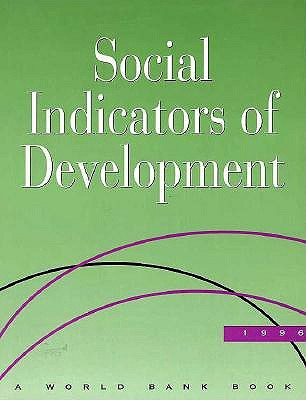 Image for Social Indicators of Development, 1996