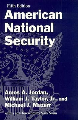 Image for AMERICAN NATIONAL SECURITY