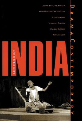 Image for DramaContemporary: India (PAJ Books)