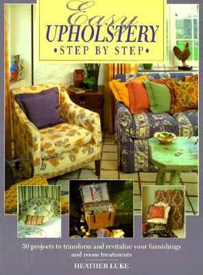 Image for EASY UPHOLSTERY STEP BY STEP