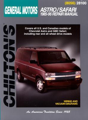 Image for Chilton's Gm Astro/Safari 1985-96