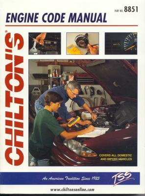 Image for Engine Code Manual (Haynes Repair Manuals)