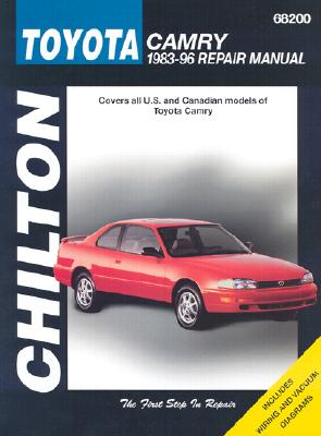 Toyota Camry 1983-96 Repair Manual (Chilton's Total Car Care), Dawn M. Hoch