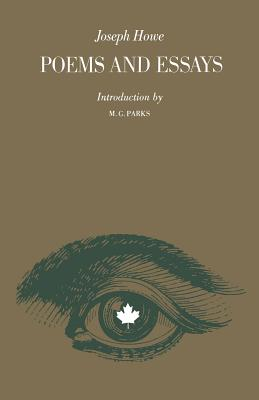 Image for Poems and Essays (Literature of Canada: Poetry and Prose in Reprint)